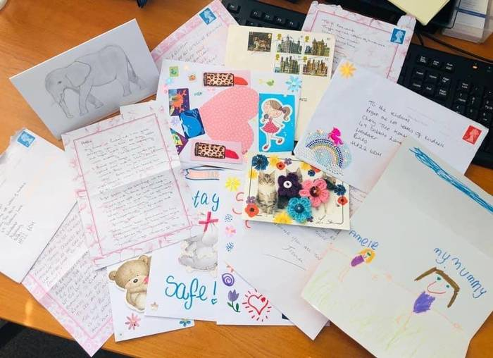 CPJ Field Letters of Kindness