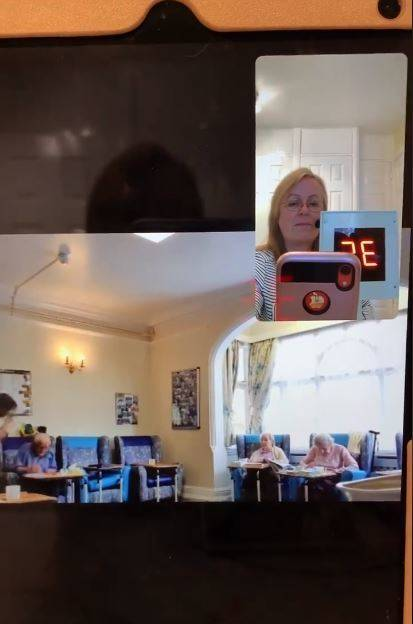 Maria Butler Skype Bingo